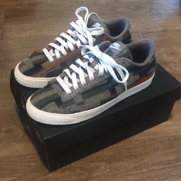 Nike Shoes | Nike Blazer Low Pendleton